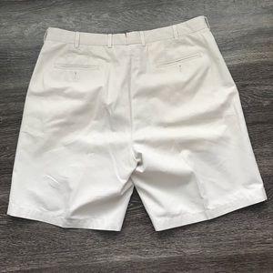 Shorts - Peter Millar khaki shorts